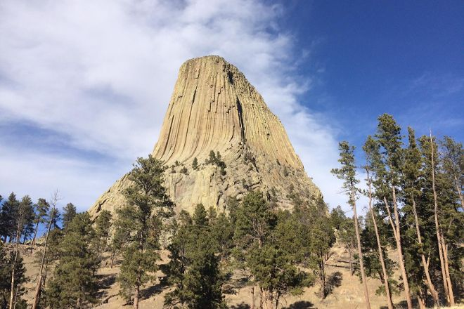 Devils Tower National Monument, Devils Tower, United States